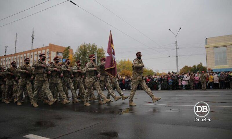 Парад на Луганщині